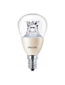 Philips DiamondSpark E14 LED Birne 4-6 Watt warm dimming