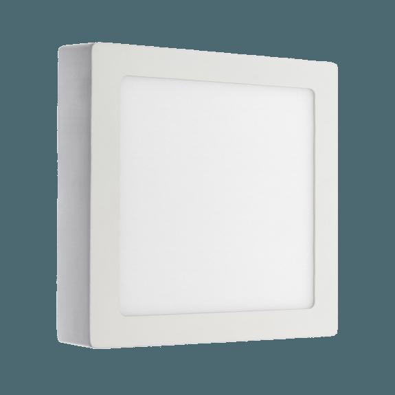 LED Aufbaupanel Quadrat 12 Watt