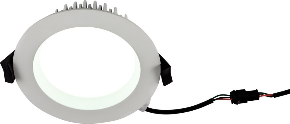 Heitronic LED Panel Dimmbar Lichtfarbe einstellbar