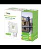 LED Fluter / Scheinwerfer NOCTIS Lux in Weiß 20 Watt mit Bewegungsmelder Verpackung