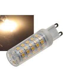Sehr heller LED Stiftsockel G9 mit 8W und 720 Lumen