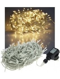 LED Außen-Lichterkette CT-ALK400 40m 7W