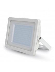 150 Watt LED Fluter weißes Gehäuse IP65 12.750 Lumen kaltweiß