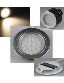 LED-Einbauleuchte EBL-R60. warmweiß 180lm 2W
