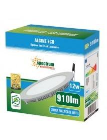Ultra Slim LED Panel ALGINE 12 Watt Lichtfarbe wählbar