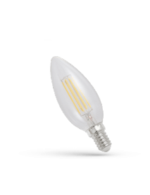 E14 LED Filament Leuchte 4 Watt 450 Lumen A++