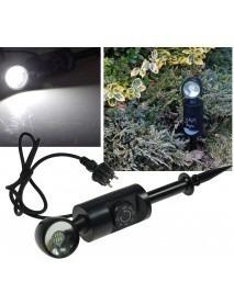LED Gartenleuchte CT-GS Sens 300lm 6x0,5W