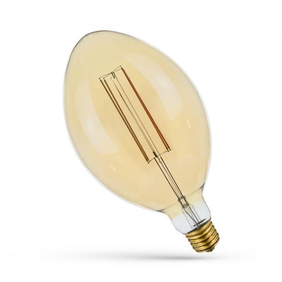 LED Retro Shine Hängeleuchte Oval 6 Watt 350 Lumen Leuchtmittel