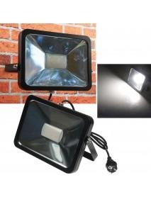 LED-Fluter SlimLine CTF-SL50B schwarz 3800lm 50W