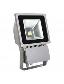 LED Fluter 100 Watt robustes Aluminiumgehäuse IP65