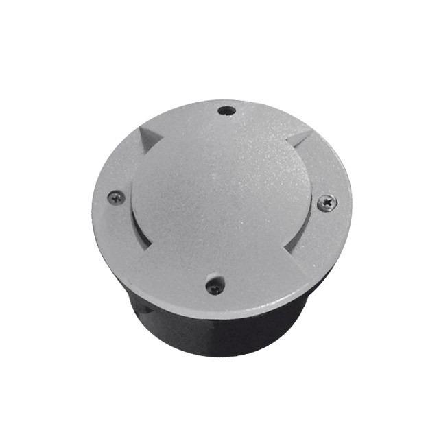 LED Bodeneinbaustrahler ROGER IP66 1 Watt kaltweiß