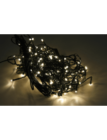 LED Lichterkette/Vorhang mit 160LED's und 3,1m Länge in IP44 Lichtfarbe Warmweiß