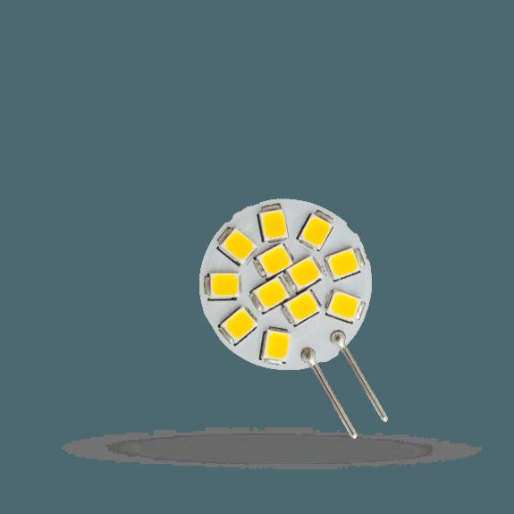 LED G4 Plättchen 1,2 Watt 120 Lumen