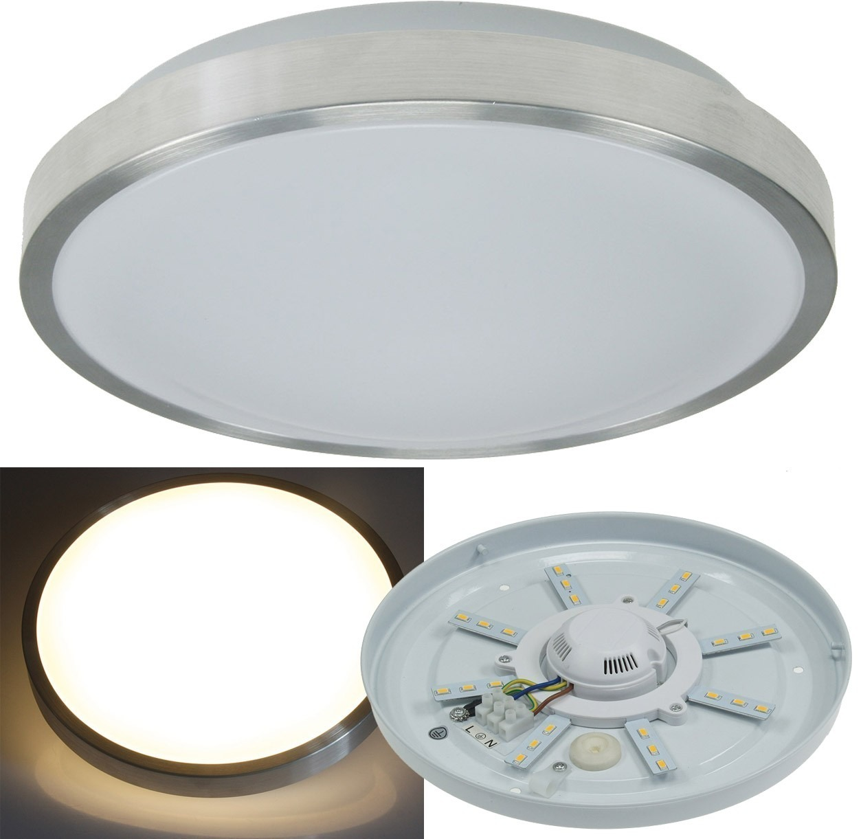 LED Deckenleuchte Acronica 12w 700lm