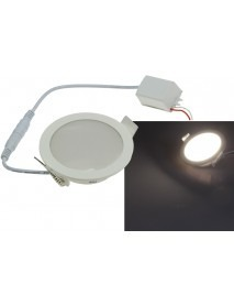 LED Licht-Panel CP-90R.  90mm. IP54 420lm 5W