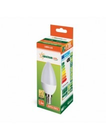 LED Lampe Kerzenform E14 1,5 Watt