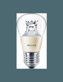 Philips DiamondSpark E27 LED Birne 4-6 Watt warm dimming