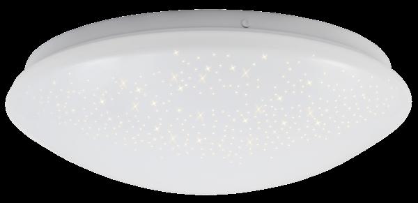 LED-Deckenleuchte McShine Starry-Sky Ø33cm, 18W, 1.260lm, 3000K, Sternenhimmel