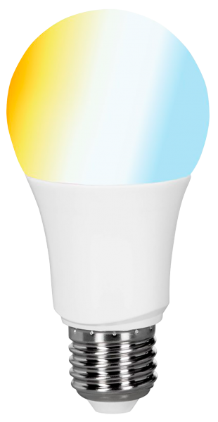LED Glühlampe tint, E27, 9W, 806 lm, 2700-6500K, Smart Home , Zigbee
