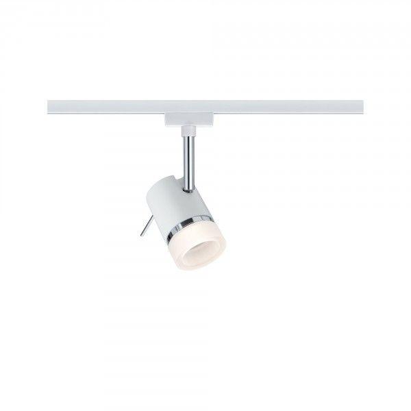 Paulmann URail Spot Pipe max 1x10W GU10 weiß/Chrom