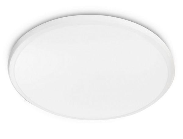Philips Lighting myLiving LED-Deckenleuchte Twirly weiß oder grau