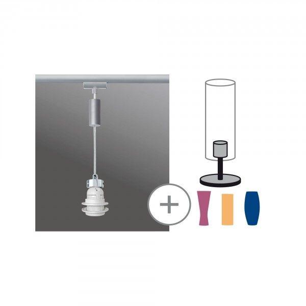 Paulmann URail 2Easy LED Pendulum 5,5W E27 Chrom matt