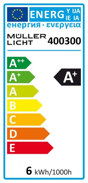 LED Tropfenlampe, E14, 5,5W, 470lm, 2700K, warmweiß, SWITCH DIM 100/55/15%
