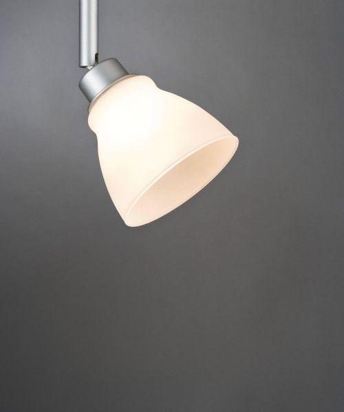 Paulmann Deko-Schirm Wolbi max.50W Glas weiß