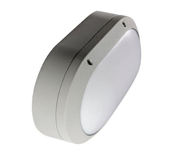 Bioledex WADO LED Aussenleuchte Oval 13W 28x19cm Neutralweiss
