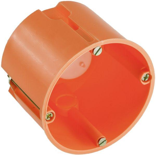 UP Hohlwand-Dose Ø68x61mm, Winddicht Geräte-Dose nach DIN VDE 0606/EN 60670