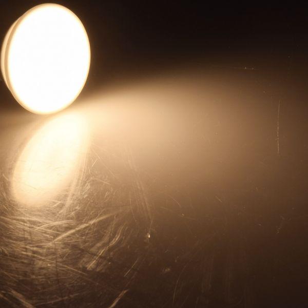 """LED Strahler GU10 """"H90"""" 3000k, 870lm, 230V/9W, 120°, warmweiß"""