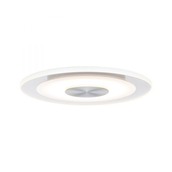 Paulmann Einbauleuchten 3er-Set LED Whirl rund dimmbar