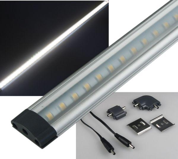 """LED Unterbauleuchte """"CT-FL30"""" 30cm 260lm, 3 Watt, 4200K / tageslicht weiß"""