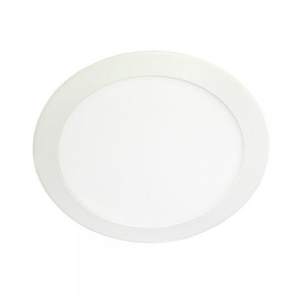Bioledex LED Panel Rund 9W Einbauleuchte 5500K Tageslichtweiss