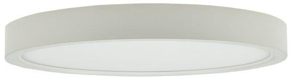 "LED Deckenleuchte ""Santano 18n"" Ø 22,5cm, 18W, 1440lm, 4200K neutralweiß"