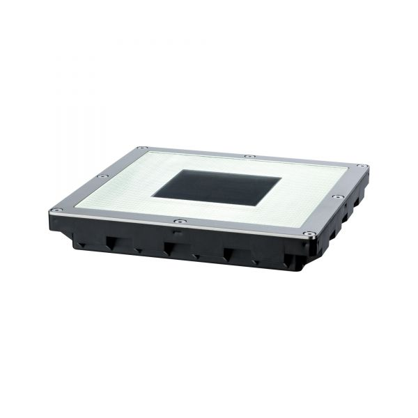 Paulmann Special EBL Set Solar Boden Cube IP67 LED 1x0,6W 200x200mm Eds/RGB Eds/Poly
