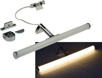 "LED Spiegelleuchte ""Banheiro 6A"" 230V, 6W, 540lm, 40cm, 3000K warmweiß"