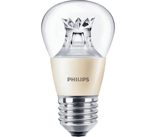 Philips DiamondSpark E27 LED Birne 6 Watt warm dimming