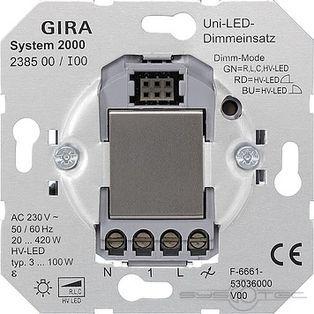 GIRA Dimmer Einsatz für LED 3-420W/VA S