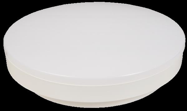 LED-Deckenleuchte McShine Sky-BR HF-Melder, 24cm-Ø, 15W, 1500lm, 3000K