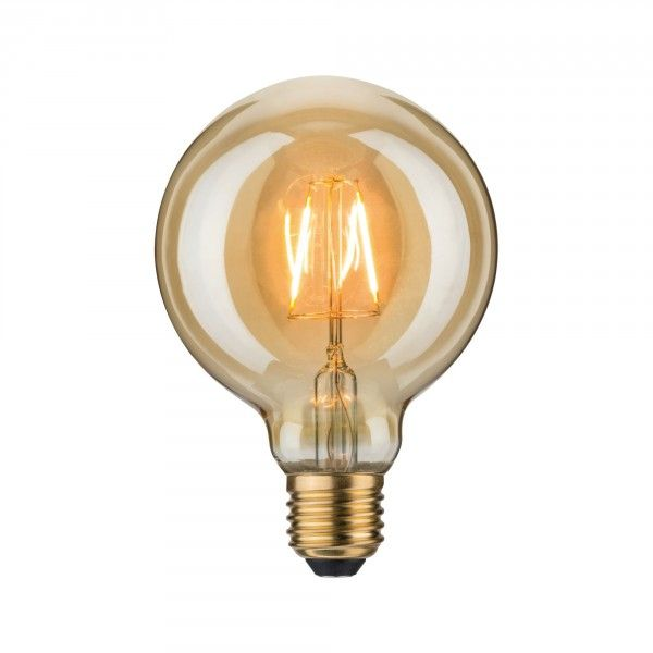 Paulmann LED Vintage-Globe 2,5W E27 Gold Goldlicht