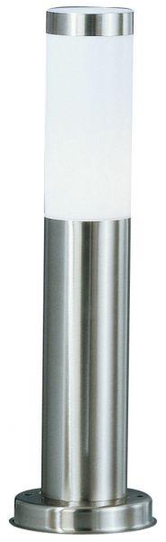 """LED Gartenleuchte """"GL-H45"""", Edelstahl 8,5W (E27 Fassung) 806lm, 3000K, 230V"""