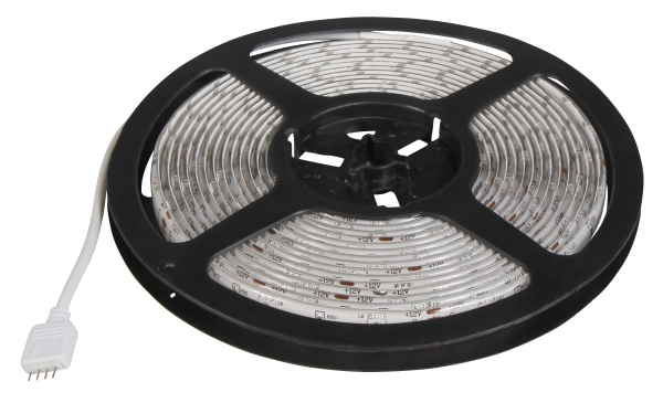LED-Stripe McShine, 150 LEDs, 5m, RGB, IP65