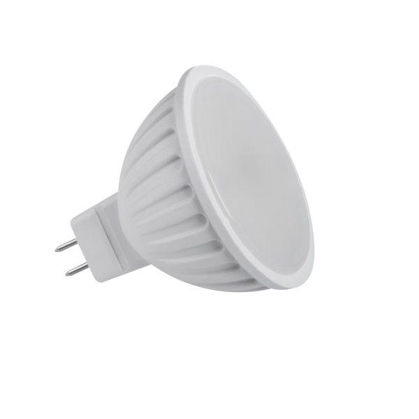 KANLUX LED-Leuchtmittel TOMI GU5.3 MR16 7 Watt 480 Lumen Warmweiß
