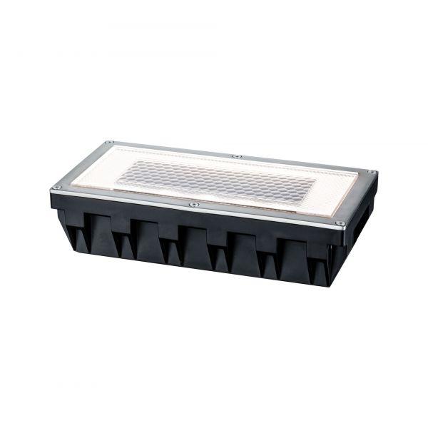 Paulmann Bodeneinbauleuchte Solar IP67 0,6W