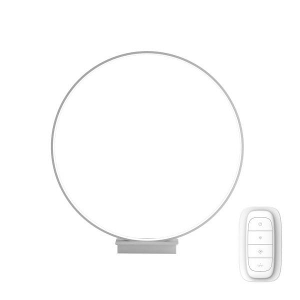 Immax Neo Aro Tischleuchte 18W, 1260lm Weiß inkl. Remote Control dimmbar, Zigbee 3.0