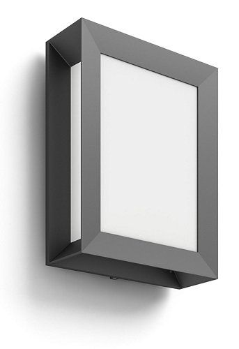 Philips Lighting myGarden LED-Wandleuchte Karp