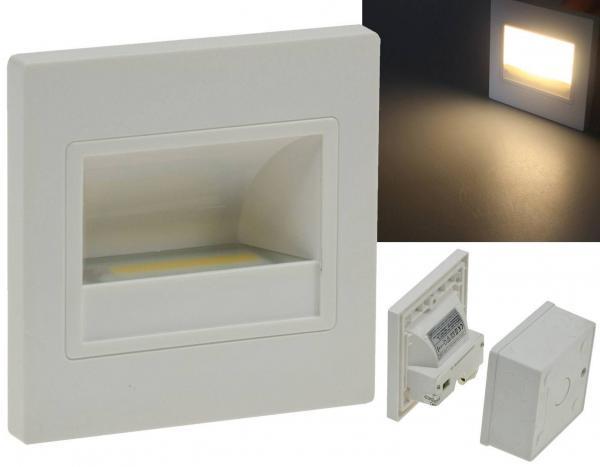 LED-Einbauleuchte EBL COB 3000k 110lm 1,5W