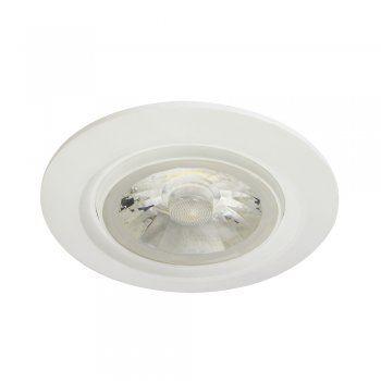 Bioledex DEKTO 8W LED Einbauleuchte rund schwenkbar neutralweiss