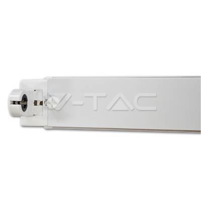 150 cm Fassung für LED Röhre aus Metall